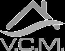 Logo Vastgoedconsultancy en -management: VCM