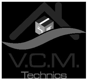 Logo Installatiebedrijf voor de bouwsector: VCM Technics
